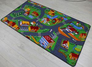 Tapis de jeux Little Village - 140 x 200 cm
