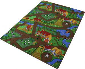 Tapis de jeux Farm